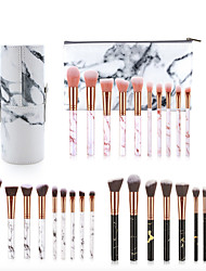 cheap -10 makeup brushes marble makeup brush blush brush eye shadow brush beauty tools