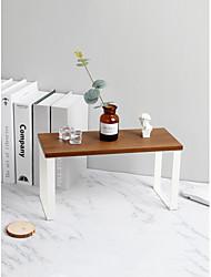 cheap -Detachable Desktop Wrought Iron Shelf