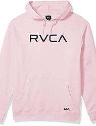 cheap -men big rvca hoodie multicolor small