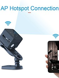 cheap -MD28 WIFI Small Mini Camera AP wireless Video Sensor Night Vision Camcorder Micro Cameras DVR Motion Recorder Camcorder