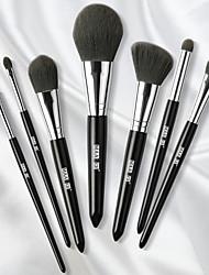 cheap -7 Makeup Brush Set Beauty Tools Soft and Comfortable