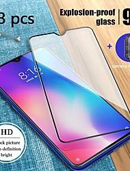 cheap -Xiaomi Screen Protector Xiaomi POCO X3 NFC POCO X2 Redmi K30 Redmi K30 Pro Redmi 8 Redmi 8A Redmi Note 8T High Definition HD Front Screen Protector 3 pcs Tempered Glass