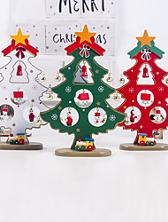 cheap -Painted Christmas Tree Decoration Ornaments Creative Christmas Small Bells Tree Ornaments