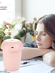 cheap -Ultrasonic Mini Air Humidifier 180ML Aroma Essential Oil Diffuser for Home Car USB Fogger Mist Maker with LED Night Lamp