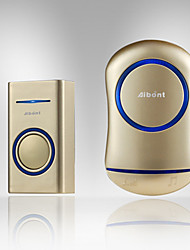 cheap -YB-P188 Wireless One to Two Doorbell Hands-free / Music / Ding dong Waterproof / Intercom Indoor / Outdoor / Kitchen