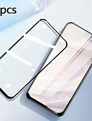 cheap -Vivo Screen Protector VIVO Y66 Z5X Z1 Pro X20 X20 Plus X9 X9S X9 Plus X9S Plus S1 Pro High Definition (HD) Front Screen Protector 2 pcs Tempered Glass