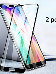 cheap -HuaweiScreen ProtectorHuawei P20 High Definition (HD) Front Screen Protector 2 pcs Tempered Glass