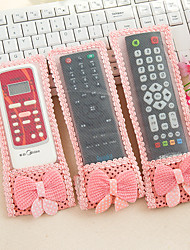 cheap -3Pcs Fashion Cloth Remote Control Protective Cover Xiaomi Apple TV for Home Electric Appliance Organizer Packages
