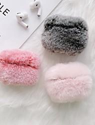 cheap -Case For AirPods Pro Cute Headphone Case Soft TPU