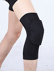 cheap -Knee Brace for Basketball / Outdoor Exercise / Running Unisex Sports / Easy dressing / Breathable Sport / Outdoor Tactel / Lycra® 1 Piece White / Black