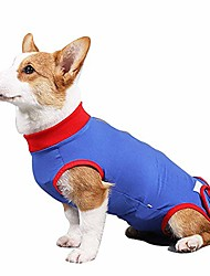 cheap -recovery suit for dogs after surgery dog's postoperative clothing post-operative vest puppy medical post surgical clothes pet after surgery wear
