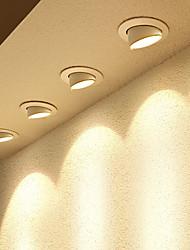 cheap -LED Elephant Trunk Lamp Embedded Household Ceiling Lamp Living Room Downlight Background Wall Aisle COB Spotlight