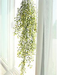 cheap -Artificial Plants Vine Home Wall Decor Wedding Party Artificial Flowers Plants Vine Decor 1 Bouquet 25*81cm