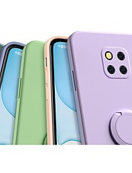 cheap -Silicone Case for Huawei P30 40 Pro Lite / Mate 30 Pro / Honor 30 30S 30 Pro V30 V30 Pro Shockproof Protective Case Cover