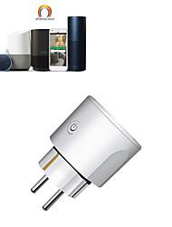 cheap -High-power Wifi Smart Socket Tuya Solution Mobile Phone Switch Timing European Socket Controller