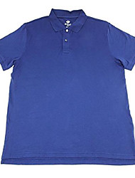 cheap -m member's mark 100%-egyptian cotton classic fit polo shirt (navy, 2x-large)