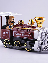 cheap -Toy Trains & Train Sets Train Simulation Metal Alloy Kid's Adults All Toy Gift
