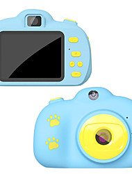 cheap -HD Kids Digital Camera Multifunction Mini HD Camcorder Photo Video Camera With 32G Card 2.4 Inches Screen Toys For Kids