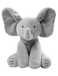 cheap -the best gift peekatoy elephant plush toy