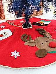 cheap -christmas tree skirt
