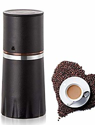 cheap -portable coffee machine grinding coffee cup integrated multi-function hand-twisted rotating portable grinding coffee cup,black
