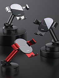 cheap -Baseus Simplism Gravity Car Mount Holder With Suction Base Black Red Silver