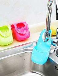 cheap -Hanging Baskets Kitchen Storage Cleaning for Kitchen Organize Sponge Rag Dishcloth 1 Piece