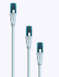 cheap -Vention Cat5e Ethernet Cable UTP Lan Cable RJ45 cable ethernet 2m For PS2 PC Computer Router Cat5 Internet Cable