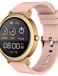 cheap -S17 Unisex Smartwatch Bluetooth Heart Rate Monitor Blood Pressure Measurement Calories Burned Hands-Free Calls Health Care Stopwatch Pedometer Call Reminder Sleep Tracker Sedentary Reminder