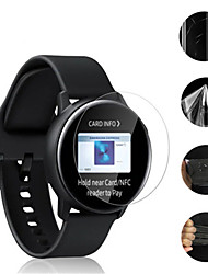 cheap -5pcs Screen Protector for Samsung Galaxy Watch Active 2 44mm 40mm Film HD Soft TPU Protective Film Protective Film