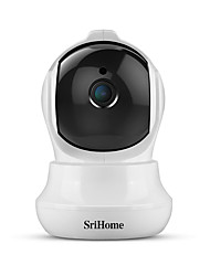 cheap -Sricam SH020 1296P HD PTZ IP Camera IR-CUT Security Indoor WiFi Camera Smart Home Mobile View Wireless Surveillance Baby Monitor