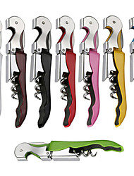 cheap -Stainless Steel Wine Bottle Opener Multifunction Sea Horse Screw Corkscrew Wine Bottle Opener Wine Knife