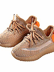 cheap -kids shoes running sneakers shoes boys girls sports shoes breathable casual shoes for children school wear (orange, numeric_2_point_5)