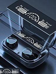 cheap -M10 TWS Wireless Headphones Bluetooth 5.0 Earphones HIFI Stereo Earbuds Waterproof Headsets 2000mAh Charging Box