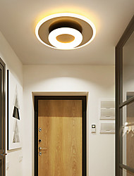 cheap -LED Ceiling Light Round Triangle Corridor Lamp Modern Simple Nordic Cloakroom Sundry Room Balcony Porch Entrance Ceiling Lamp
