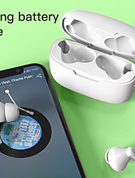 cheap -Y113 Wireless Earbuds TWS Headphones Bluetooth5.0 Stereo with Microphone with Volume Control with Charging Box Smart Touch Control for Mobile Phone
