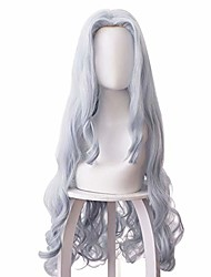 cheap -new my boku no hero academia season 4 eri cosplay costume long wigs hair wig(grey-blue)