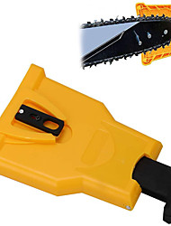 cheap -Chainsaw Teeth Sharpener Sharpens Saw Chain Easy To Clean Use Sharp Fast Grinding Bar-Mount Protable Woodworking Tools