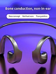 cheap -G100 Bluetooth Wireless Open Ear Sports Headphones Waterproof Non-in-ear Light Weight Button Control Earphones