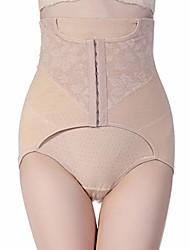 cheap -women's high-waisted shaper panty tummy control seamless shapewear body shaping body belt slimming bodysuit khaki