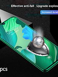 cheap -Huawei Screen Protector Huawei P40 P30 P20 P20 Pro Mate 30 Mate 20 Mate 20 Pro Honor 30 Honor 30 Pro High Definition HD Front Screen Protector 5 pcs Tempered Glass