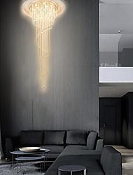 cheap -10-Light 50 cm Unique Design Chandelier Crystal LED 110-120V 220-240V