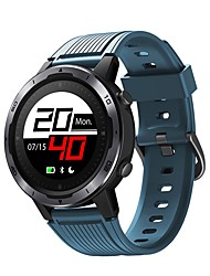cheap -ID215G New GPS Always-on Screen Heart Rate Waterproof Health Smart Sports Watch