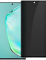 cheap -Privacy Screen Protector For Samsung Galaxy Note 20 ultra Anti-Peeping Shield Screen Protector 9H Hardenss 3D Curved Tempered Glass Protective Film For Galaxy Note 20 ultra 5g
