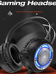 cheap -N1 3.5mm Gaming Headset Music Headphones Stereo Over Ear Wired Earphones With Microphone For PC PS4 Skype