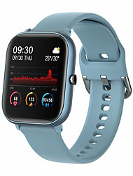cheap -GT68 Smartwatch Support Bluetooth Call Play Music Heart Rate Blood Pressure Measure, Sports Tracker for iPhone/Android/Samsung Phones