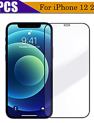 cheap -2PCS 3D Full Cover Tempered Glass For iPhone 12 11 Pro Max 12 Mini Protective Films For iPhone 12 11 X XS MAX XR SE 2020 8 7 6 Plus 5 se Full Cover Screen Protector Tempered Glass
