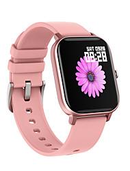cheap -P8T smart watch information push music camera control body temperature measurement health sports bracelet