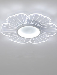 cheap -42/52 cm LED Flower Shape Ceiling Light Nordic Simple Modern Personality Living Room Ceiling Light