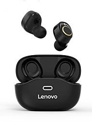 cheap -Lenovo X18 TWS Earphone Wireless Bluetooth 5.0 Super Light Earplug Long battery Touch Keys Headset Sweatproof Sports Earbuds
